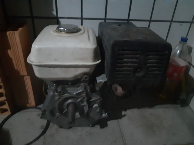 Motor honda gx270 9hp