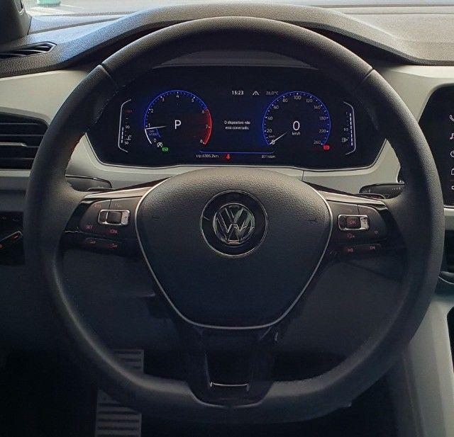 Volkswagen T-Cross Highline 250 TSi 2021 - Único dono - 9.800km - Impecável - Foto 9