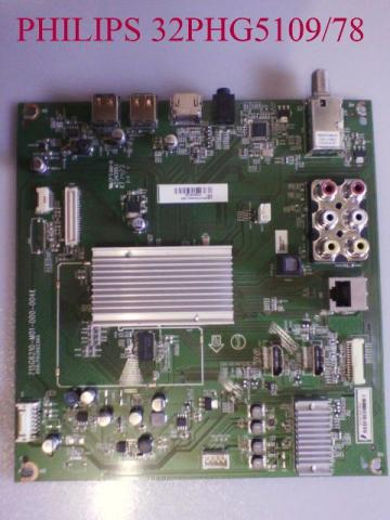 Placa sinal tv Philips 32phg5109/78