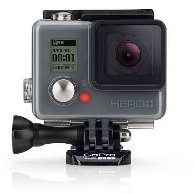 Gopro hero plus