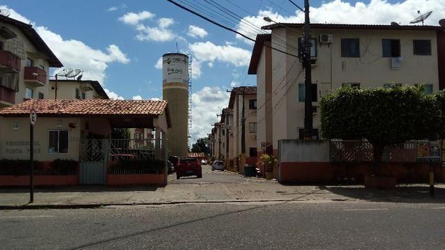 Apartamento pontaporã em castanhal quitado por 130 mil
