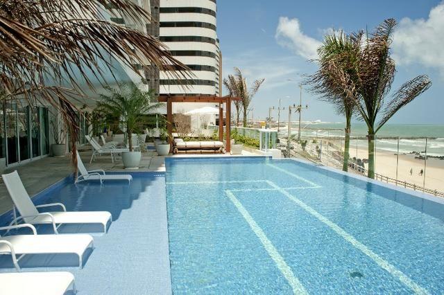 Duplex Apto Infinity Areia Preta 406m² 4 Suítes Vista Pro Mar
