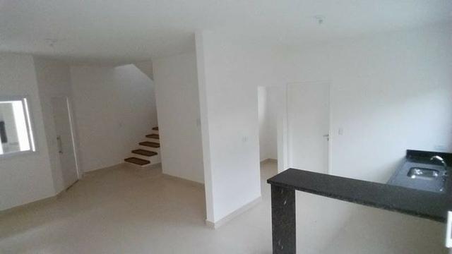 Sobrado Novo | Caraguatatuba SP, Porto Novo | 3 dormitórios/1 Suíte | 2 Garagens | 280 Mil - Foto 3