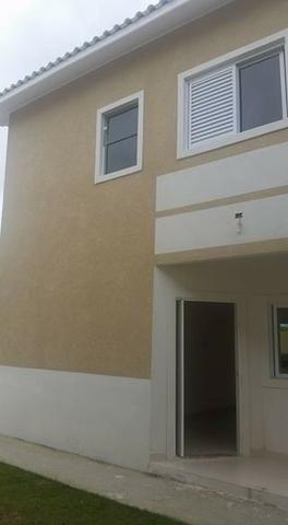 Sobrado Novo | Caraguatatuba SP, Porto Novo | 3 dormitórios/1 Suíte | 2 Garagens | 280 Mil