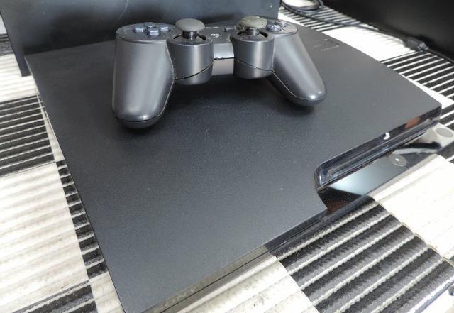 PS3 Bloqueado + Jogos + Fifa 18