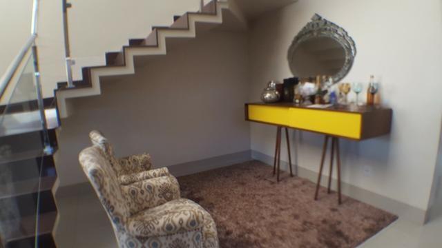 Sobrado 5 Suítes, 425 m², semi mobiliada, c/ lazer na 303 Sul - Foto 16