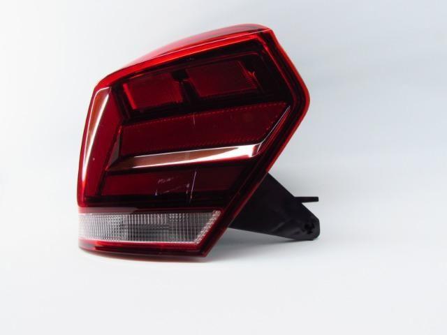 Lanterna Traseira Volkswagen Polo Sedan 2018 Esquerdo Original