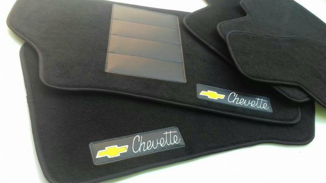 Tapetes para Chevette