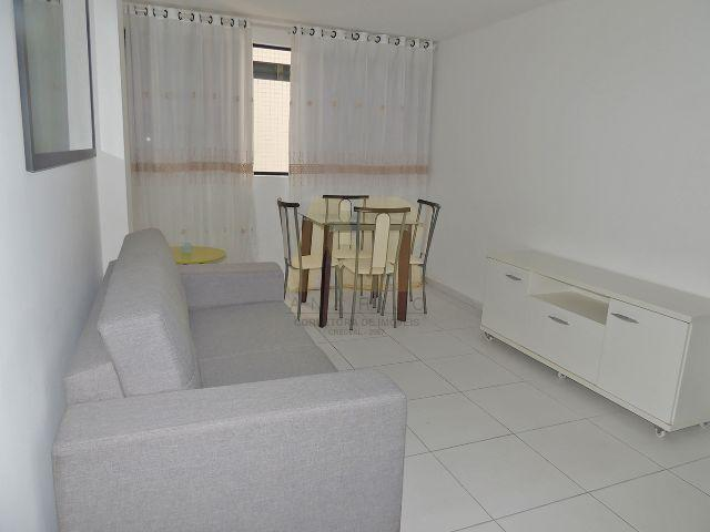 Apartamento quarto e sala na Jatiúca