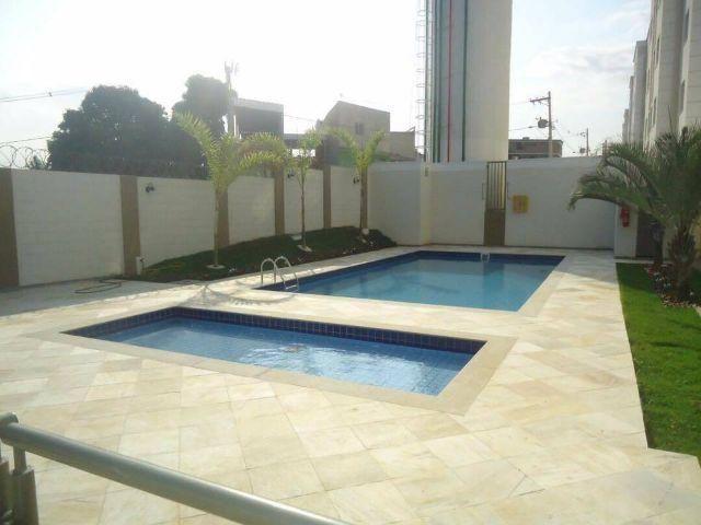 Apartamento em Campina Grande, Condominio Vila Platina 4º andar , 02 quartos