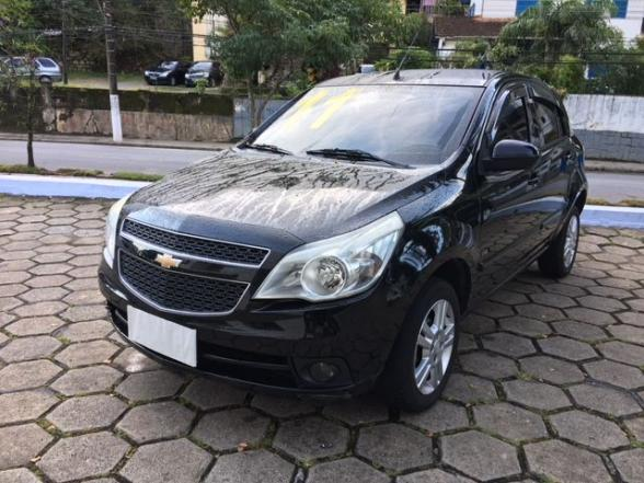 Gm - Chevrolet Agile 1.4 ltz