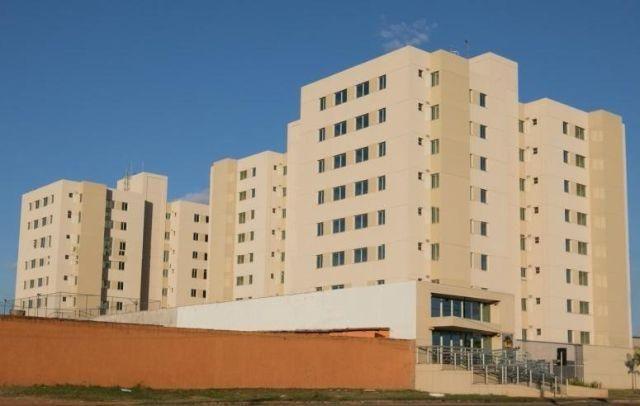Residencial Solar do Cerrado com apartamento de 2 quartos