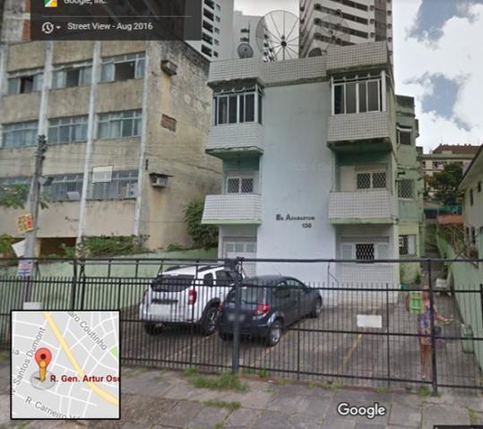 Apartamento no rosarinho, 3 qtos, dependência de empregada