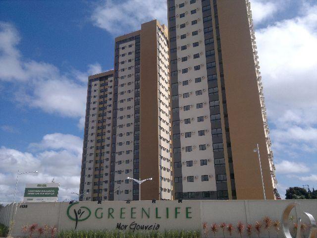 Green Life Mor Gouveia - Apartamento com 2 e 3 quartos sendo 1 suíte