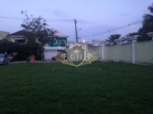 Terreno à venda em Recreio dos bandeirantes, Rio de janeiro cod:804222