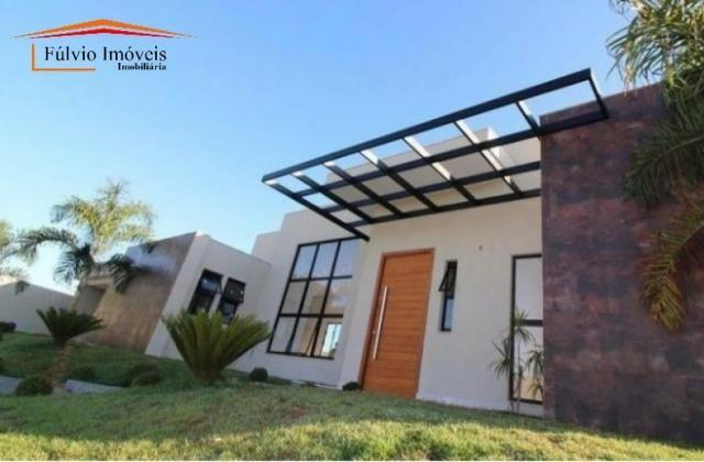 Oportunidade Única! Casa Moderna em excelente condomínio com fácil acesso a Ponte JK!