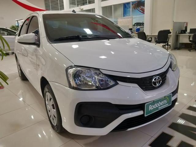 TOYOTA ETIOS 2017/2018 1.5 XS SEDAN 16V FLEX 4P AUTOMATICO - Foto 3