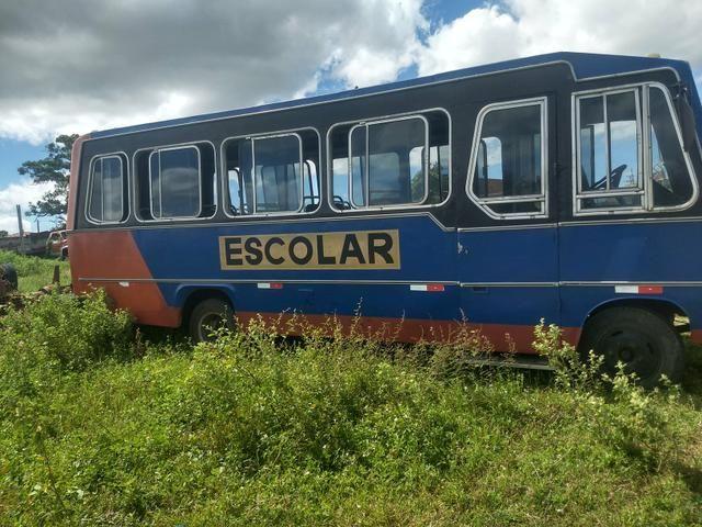 Vende-se ou troca micro ônibus 608 - Foto 2