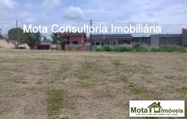 Mota Imóveis - Tem em Araruama Terreno 450m² Condomínio Ocen Park - TE-209 - Foto 2