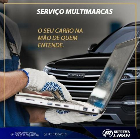 Serviço Multimarcas - Suprema Lifan (cidade do automovel)