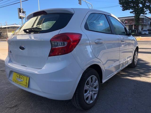 Ford Ka 2018 SE 1.5 + 26.000km + garantia de fabrica =0km ac trocaa - Foto 8