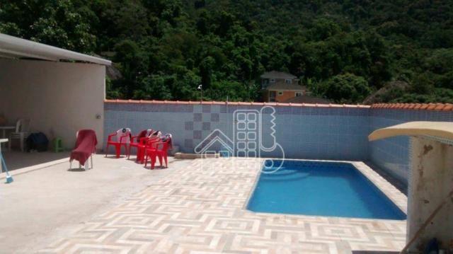 Casa com 3 dormitórios à venda, 160 m² por R$ 530.000,00 - Recanto de Itaipuaçu - Maricá/R - Foto 2
