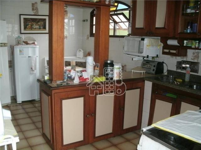Casa residencial para venda e locação, piratininga, niterói - ca0038. - Foto 13
