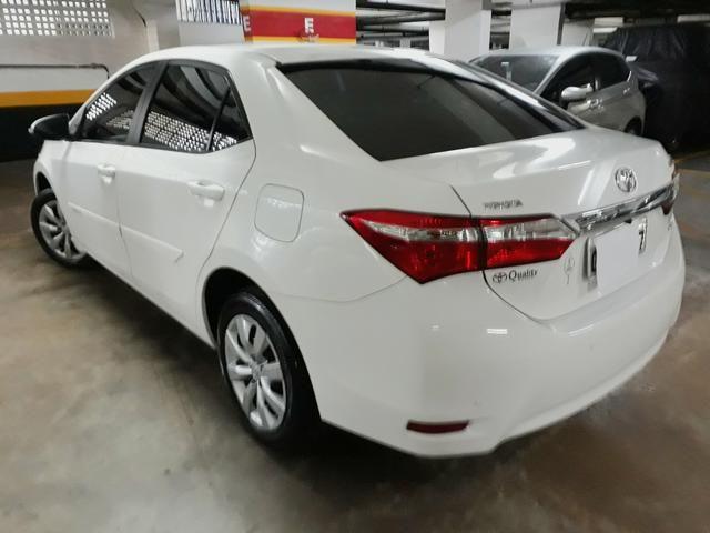 Corolla gli 1.8 flex automatico 2017 - Foto 4