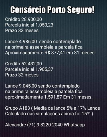 Consórcio Porto Seguro ( Solicite Sua simulação) - Foto 5