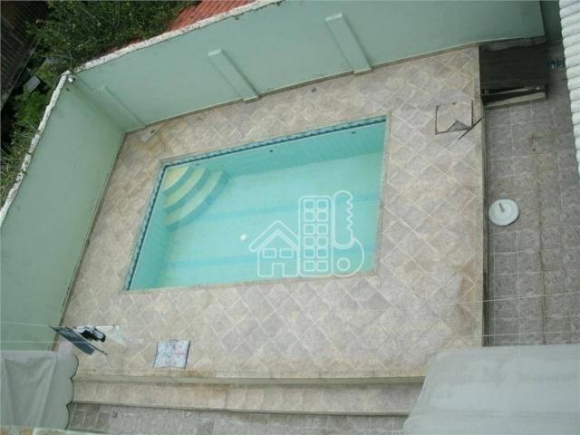 Casa residencial para venda e locação, piratininga, niterói - ca0038. - Foto 15