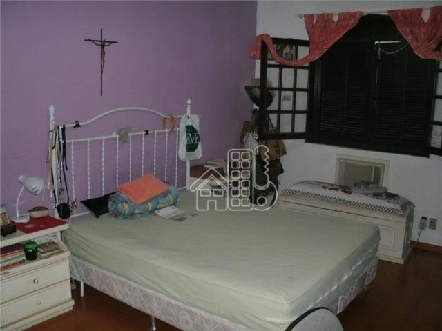 Casa residencial para venda e locação, piratininga, niterói - ca0038. - Foto 19