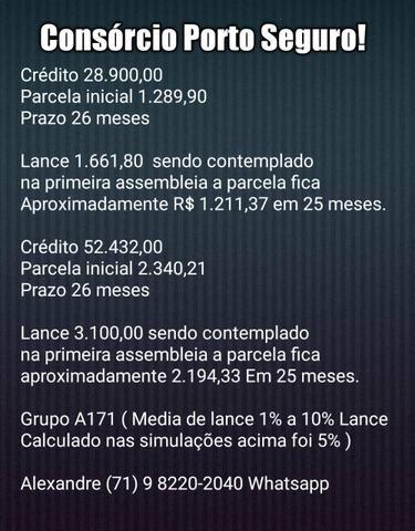 Consórcio Porto Seguro ( Solicite Sua simulação) - Foto 4