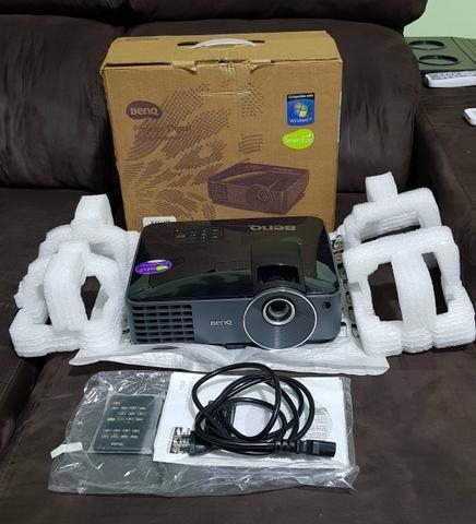 Projetor Datashow BenQ MX514PB 2700 Lumens Resolução HD XGA Home Theater - Foto 2