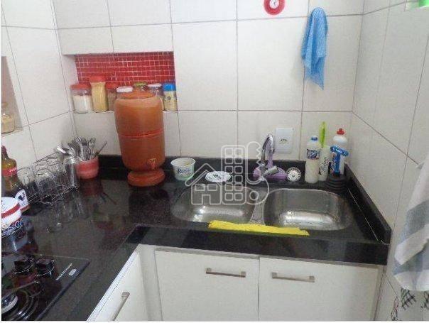 Apartamento com 1 dormitório à venda, 50 m² por R$ 302.100,00 - Icaraí - Niterói/RJ - Foto 5