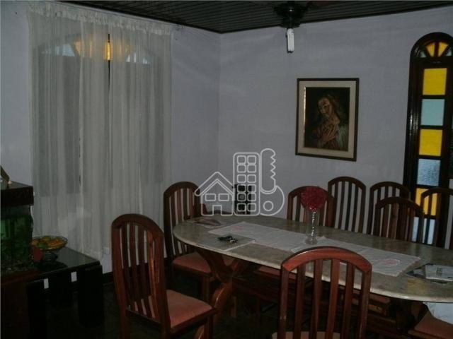 Casa residencial para venda e locação, piratininga, niterói - ca0038. - Foto 10