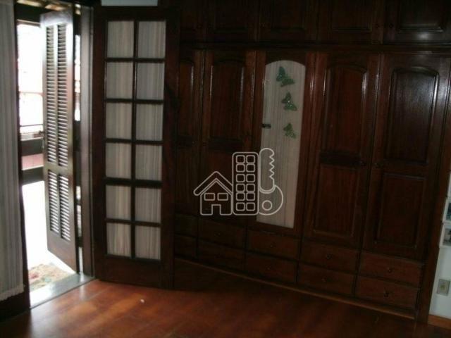 Casa residencial para venda e locação, piratininga, niterói - ca0038. - Foto 4