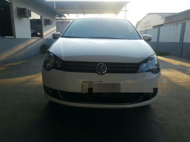 Vw Polo 1.6 confortline Branco 2014 - Foto 3