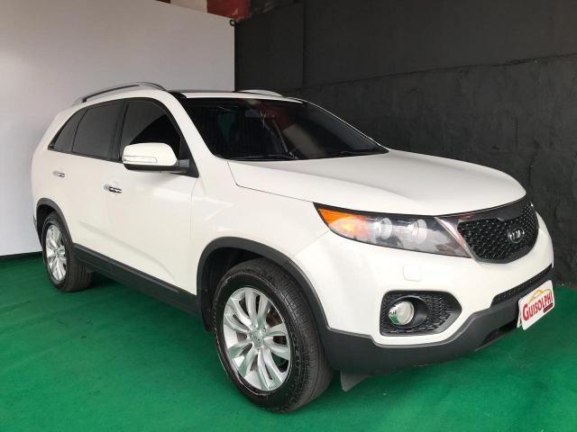 SORENTO 2012/2012 2.4 EX2 4X2 16V GASOLINA 4P 7 LUGARES AUTOMÁTICO
