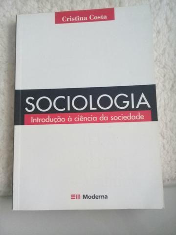 SOCIOLOGIA introdução à ciência da sociedade - Foto 3