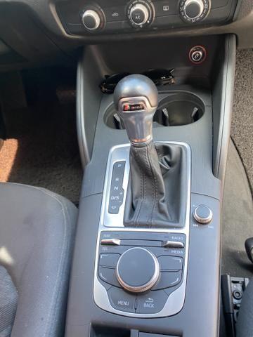 Audi A3 1.4 top de verdade super econômico VERMELHO FERRARI desconto de R$ 6.900 - Foto 9