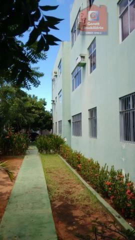 Apartamento  residencial à venda, Cidade da Esperança, Natal. V0214 - Foto 4
