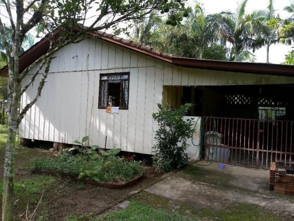 Chácara - Vila das Palmeiras - Morretes