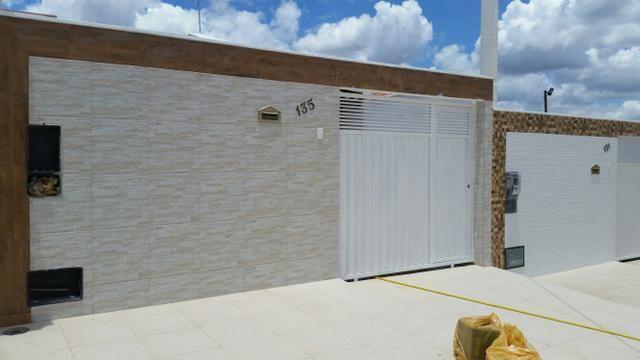 Lindas casas 6x26m2 100% na lage ao Lado da Av; Airton Sena.