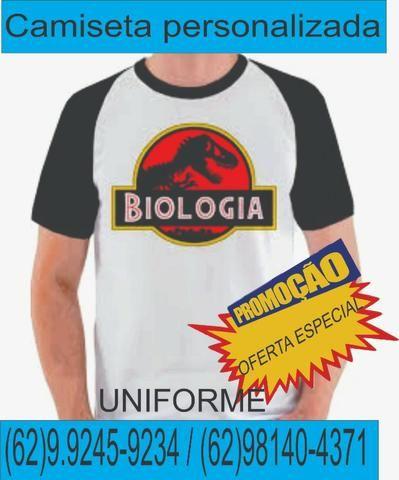Camiseta personalizada - uniforme - Roupas e calçados - Anápolis ... c10e295574fd8