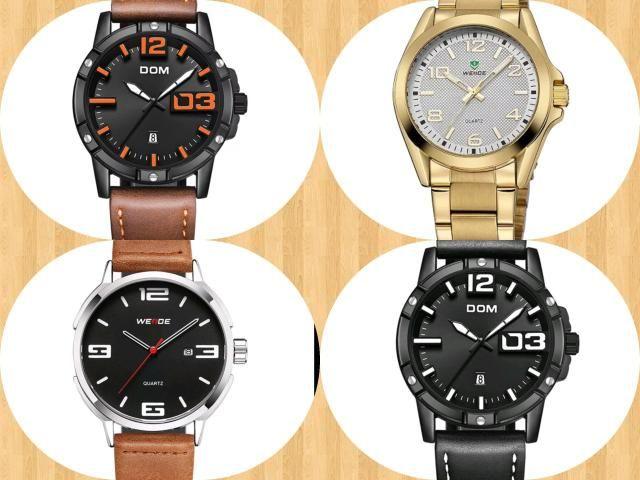 f92d549d659 Relógios Qualquer Modelo 50 reais! Todos Prova D água - Bijouterias ...