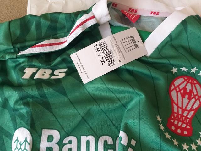 Camisa Huracan da Argentina GG (Serve G) - Esportes e ginástica ... 348c995df1335