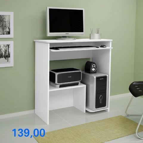 Mesa para PC Iris - Entrega Imediata - - Foto 3