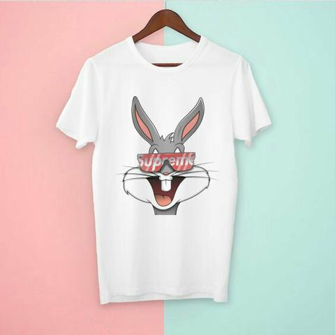 Camiseta Personalizada Supreme Pernalongua - Roupas e calçados ... fe58ea45d583f