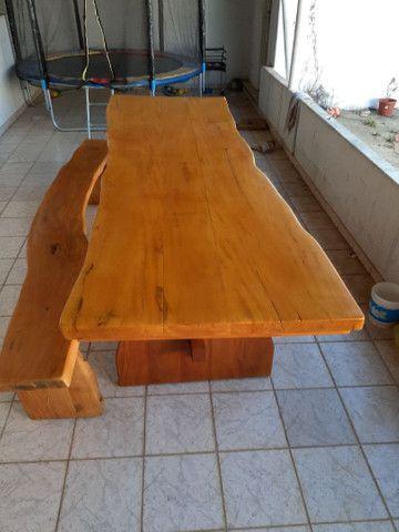 Mesa de madeira - Foto 3