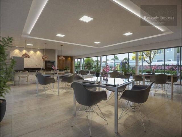 C-AP1645 Apartamento com 2 dorm à venda, 53 m² por R$ 297.900 - Bacacheri - Curitiba/PR - Foto 6